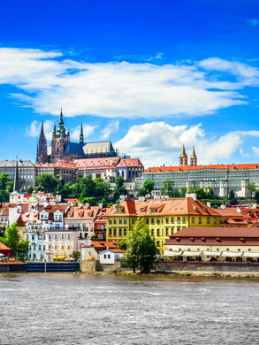 Prag im Sommer