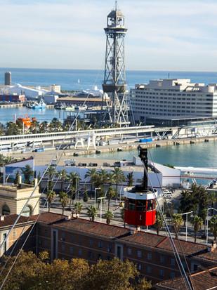 Der Hafen Barcelona