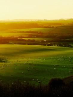 Englands weite Landschaften