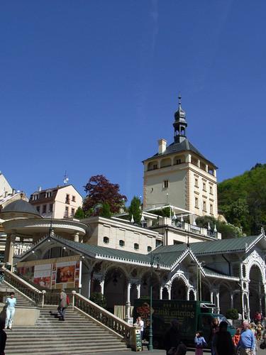 Marktkolonnade Karlsbad
