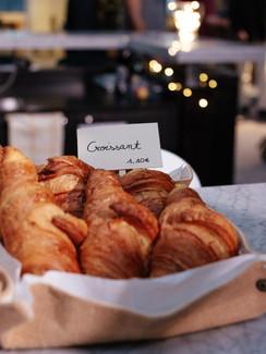 Kein Frühstück ohne Croissants in Frankr