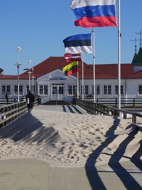Seebrücke Seebad Ahlbeck