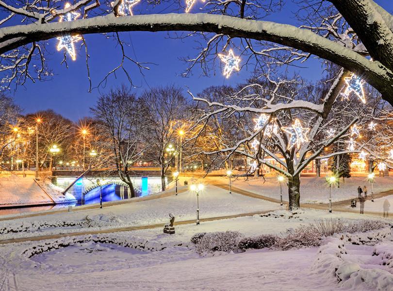 Riga Advent Central Park