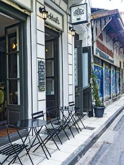 zu Gast in Athen