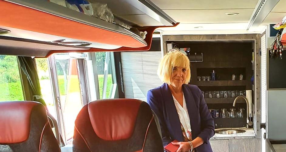 Reisebgleitung & Bordservice Marion Bouw