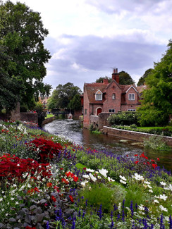 Canterbury Westgate Gardens Grafschaft K