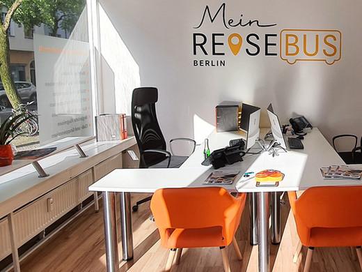 Kunden- & Buchungscenter MRB Berlin