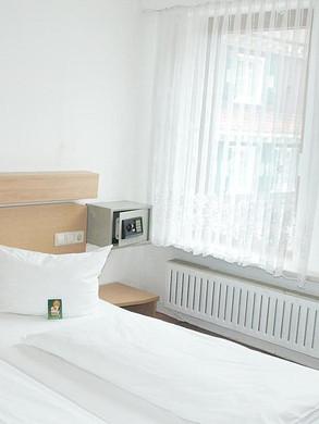 Zimmerbeispiel Hotel