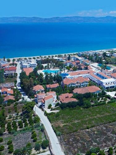 Hotel Alykyon Resort & Spa Luftbild