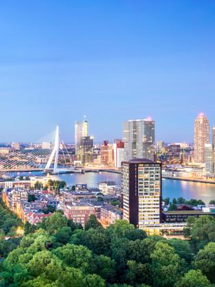 Hafenmetropole Rotterdam