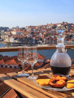 Wein und  Genuss in Porto