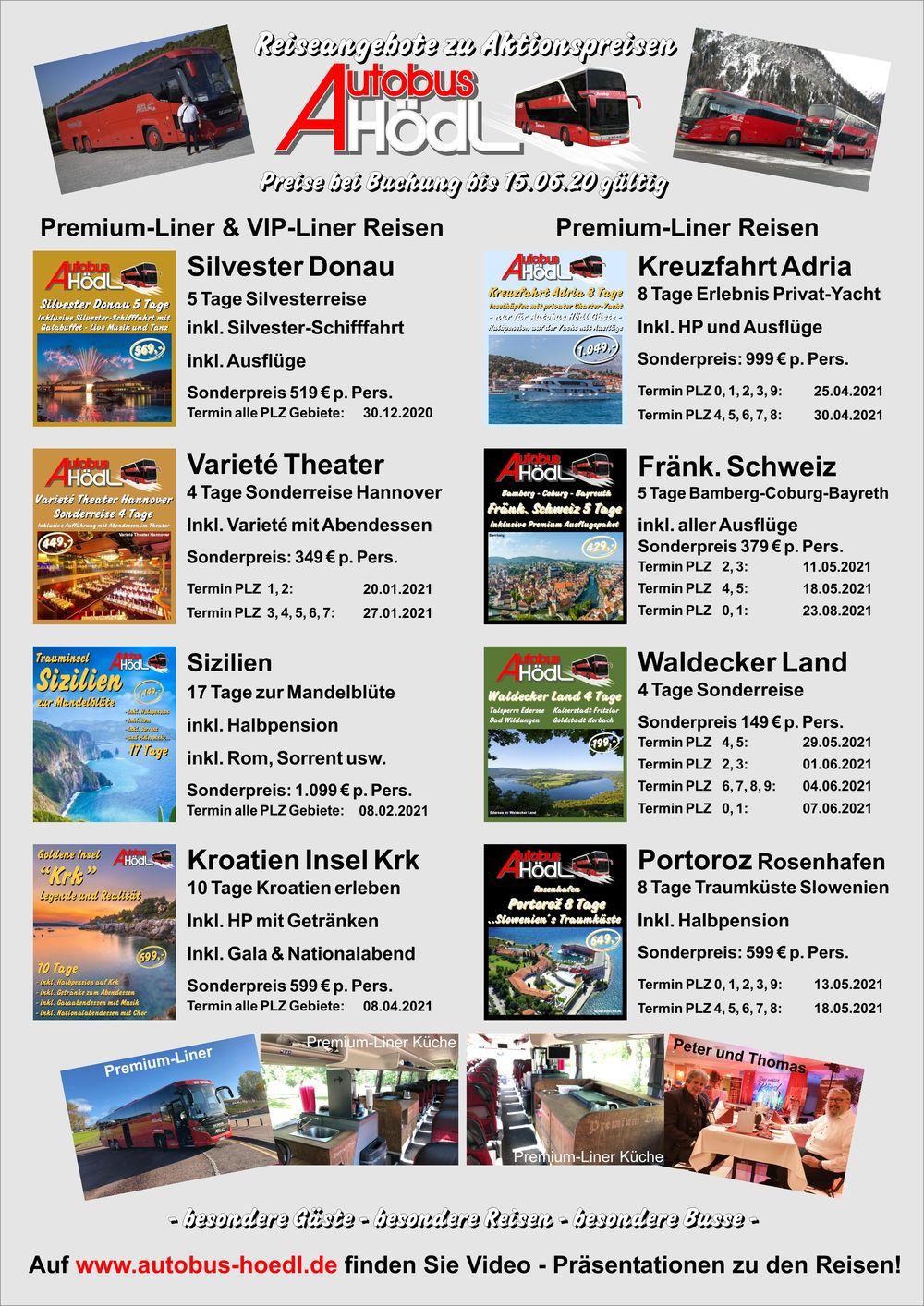 Flyer Angebotsreisen Seite 2