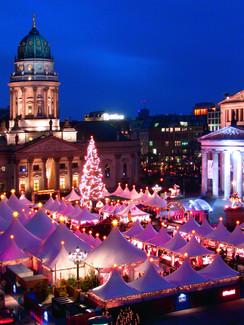 Advent Berliner Gendarmenmarkt