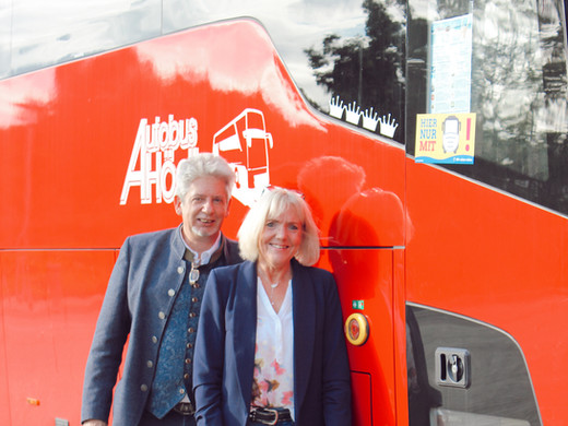DIAMOND VIP-LINER Bstrobus-Team Peter & Marion