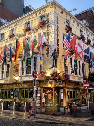 zu Gast im multikulturellen Dublin