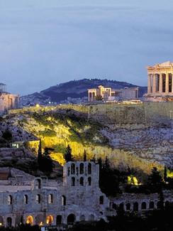 Athen Akropolis & Panthenon