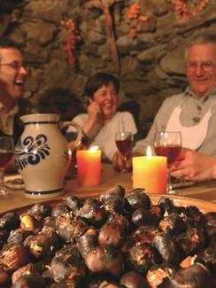 Törggelen und Goldener Herbst in Südtirol