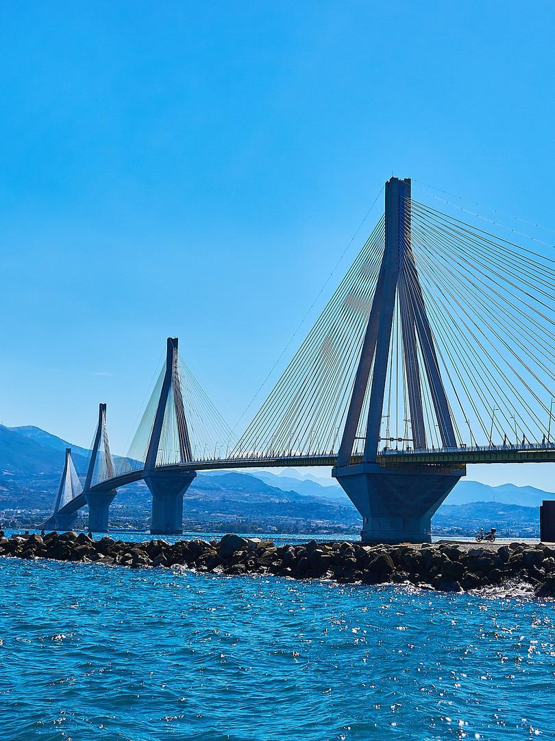 Patras Rion Brücke