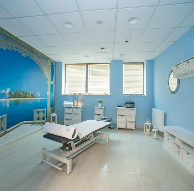 Sanatorium Baltyk Kuranwendungen