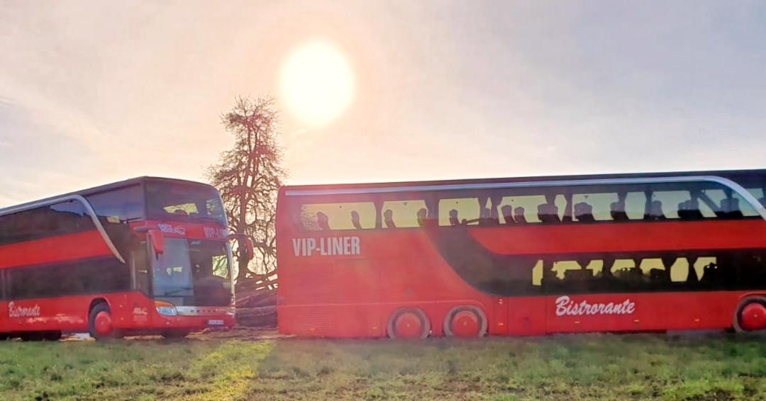 Unsere Autobus Hödl Fernreisebusse