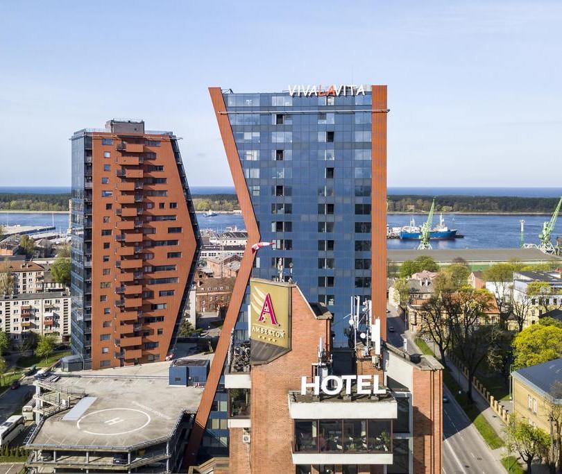 Hotel Amberton Klaipeda