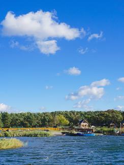 Achterwasser Usedom
