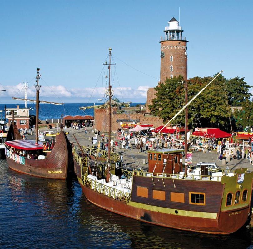 Kolberger Hafen