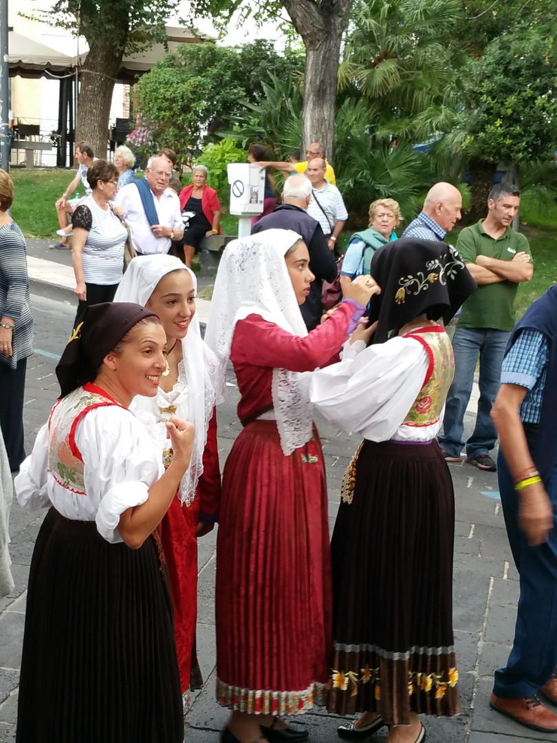 Sardische Folklore