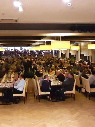 Hotel-Festsaal
