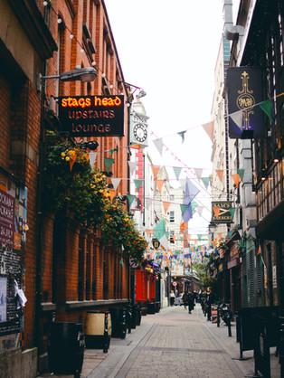 Dublin City-Spaziergang