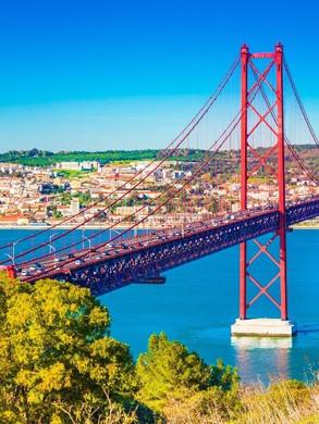 Lissabon - die weiße Stadt am Atlantik