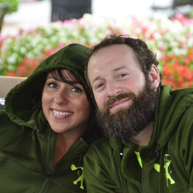 Charlene and Stash