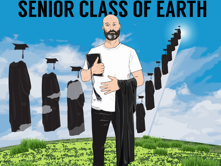 Ted Alexandro's SENIOR CLASS OF EARTH Special Out 10/4 from All Things Comedy - Album Out 10/5 f