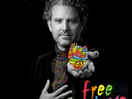 RYAN SINGER'S 'Free Love' Comedy Album Out 10/12