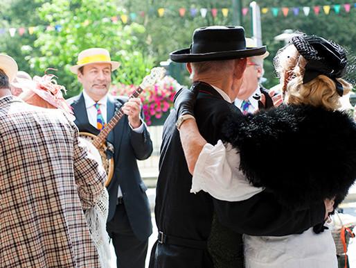 Ce week-end, c'est la traditionnelle fête des guinguettes!!
