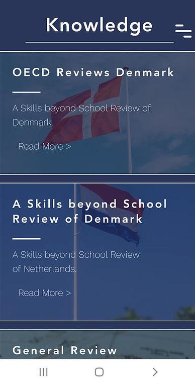 משלחת לימודית דנמרק-הולנד | תיק עבודות