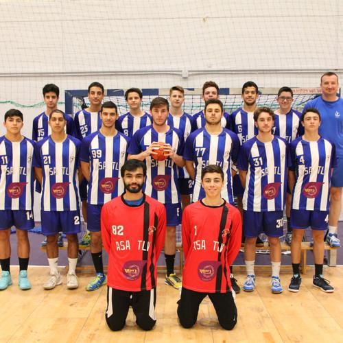 תמונה קבוצתית רשמית קבוצת הנוער אסא תל אביב