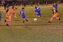 משחק אימון בית הספר לכדורגל פליקס חלפון