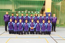 תמונה קבוצתית שחקני מחלקת הנוער אסא תל א