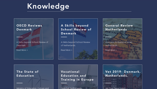 משלחת לימודית דנמרק-הולנד   תיק עבודות