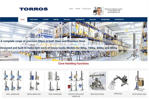 www.torros.net