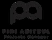 לוגו פיני אביטבול ניהול פרויקטים