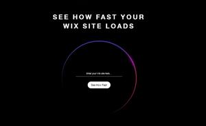 תמונת מסך WiX Turbo