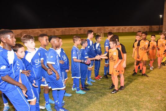 שחקני בית הספר לכדורגל פליקס חלפון בת-ים
