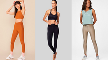 ACTIVEWEAR BRANDS I RECENTLY DISCOVERED...