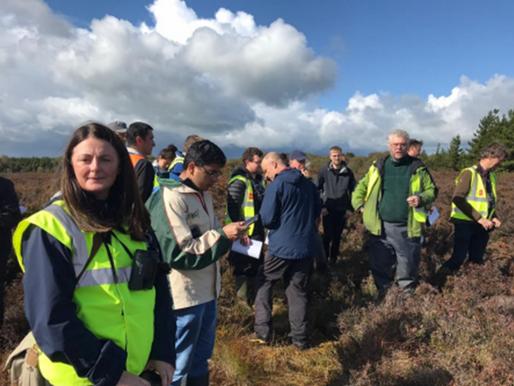 GP3 - Irish Peatland Restoration Project