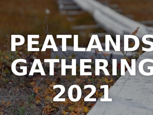 Peatlands Gathering 2021 keynote address delivered by Minister Malcolm Noonan