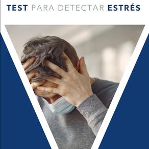 TEST PARA DETECTAR ESTRÉS