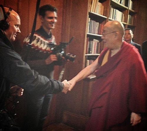 Dalai Lama Centre for Compassion Event 14/09/15