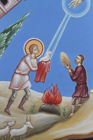 Жертвоприношение Авеля и Каина